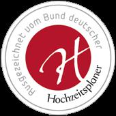 djmobil ausgezeichnet vom Bund deutscher Hochzeitsplaner Siegel