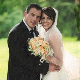 DJ Mobil Testimonial - Brautpaar Tanja und Martin