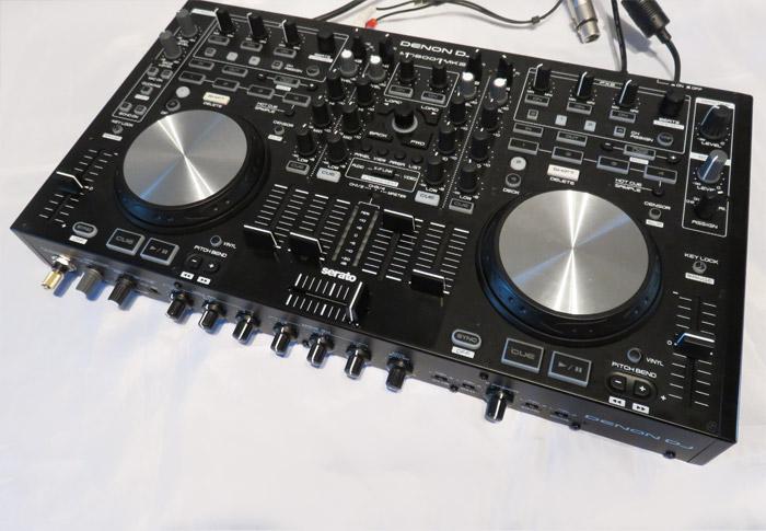 DJ Mobil Technik - DJ Mischpult Serato