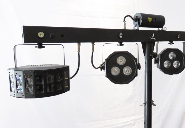 DJ Mobil Technik - Lichtmaschine