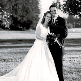 DJ Mobil Testimonial - Brautpaar Steffi und Thomas