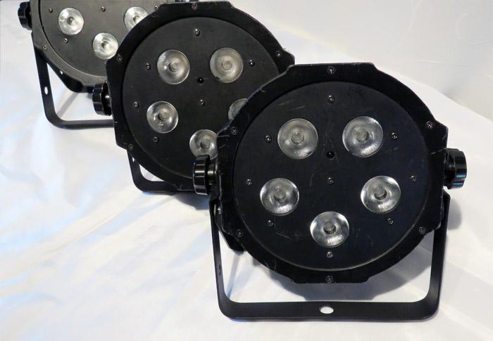 DJ Mobil Technik - Lichtmaschine Lampen